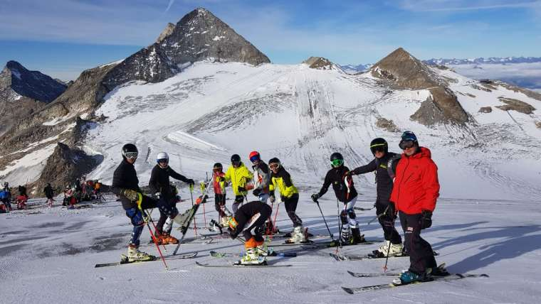 Alpine Ski Youth Group of Georgia Meeting