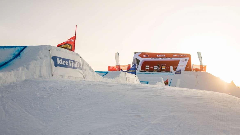 Audi FIS Ski Cross World Cup 2020/21-ის კალენდარში მცირე ცვლილებებია