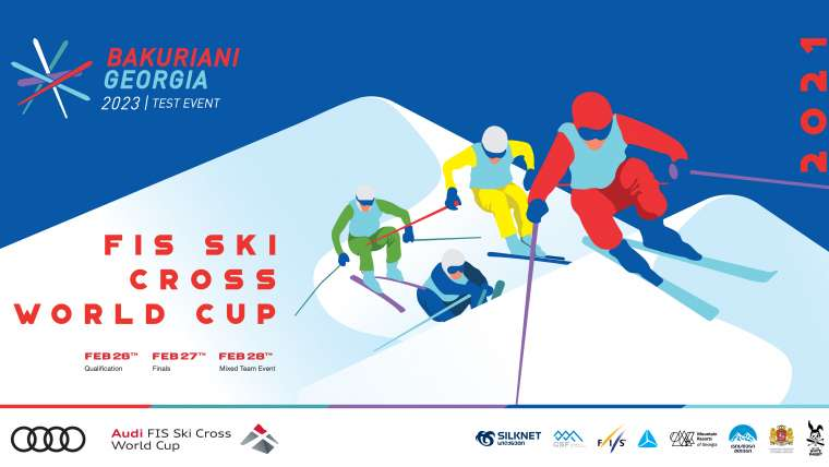 FIS SKI CROSS WORLD CUP BAKURIANI