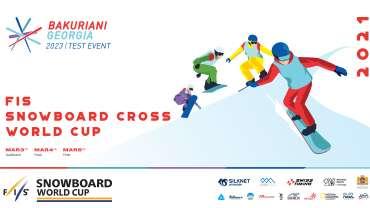 FIS Snowboard Cross World Cup Bakuriani